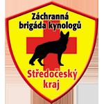 Záchranná brigáda kynologů - Středočeský kraj