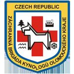 Záchranná brigáda kynologů Olomouckého kraje