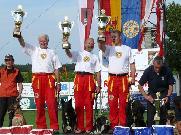 Vítězné družstvo na MS 2007