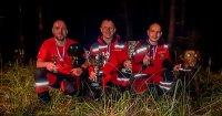 Vítězství na Mistrovství republiky záchranných psů IZS ČR