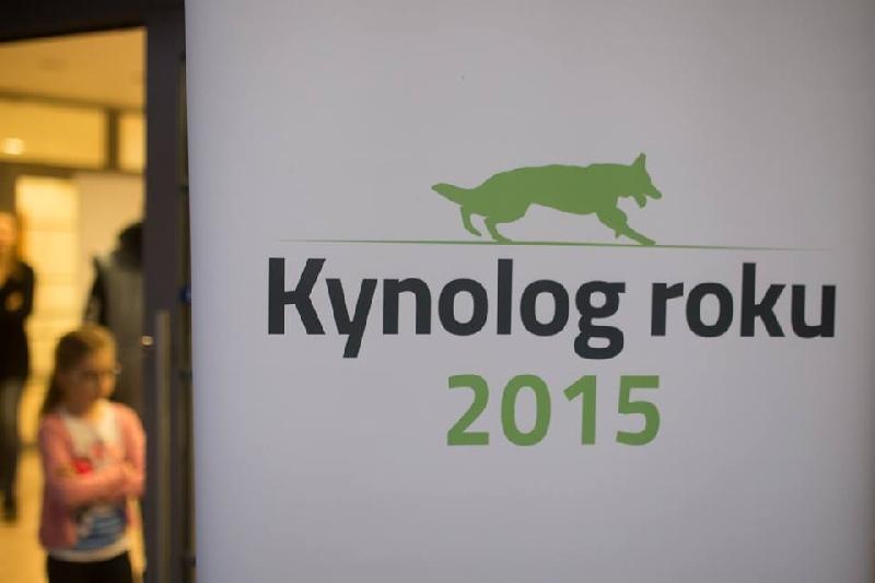 Kynolog roku 2015